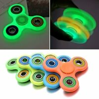 Glow In Dark Hand Spinner Fidget Spinner Gyro EDC Ball Kids/Adult Focus Toy Gift