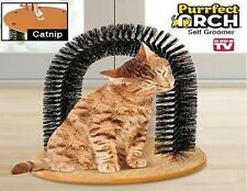 Purrfect Arch Cat Scratcher Pet Self-scratching Brush Thick Arches Pet's Toys
