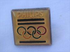 PHILIPS LONDON 2012 OLYMPICS ENAMEL PIN BADGE