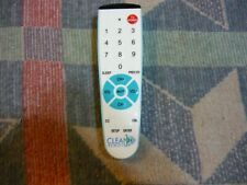 LOT-5 CLEAN REMOTES CR1 CLEAN ROOM Healthcare UNIVERSAL REMOTE/<FAST SHIP/>R023