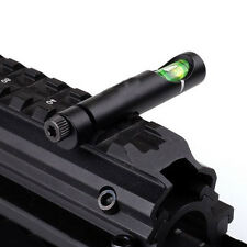 Scope Sight Rifle Gun Spirit Level Bubble FITS 20mm Weaver Rail 50mm Length
