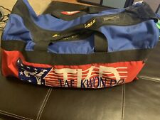 Tae Kwon Do Tiger Claw Duffle Bag