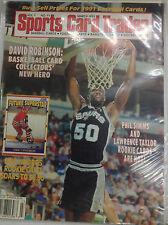 Sports Card Trader Magazine David Robinson Spurs March 1991 060117nonr