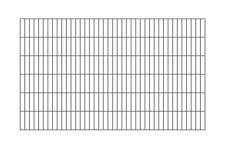 Doppelstabmatte 6/5/6 - Anthrazit . 2000 x 1200mm