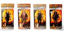 NECA The Hunger Games Series 2 4 Figure Set Katniss Peeta TRU Cato & Rue!