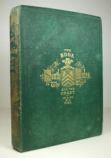 THE BOOK OF SOUTH WALES, THE WYE AND THE COAST; Hall; Pub. Hall, Virtue; Illus.
