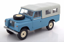 MODEL CAR GROUP - 18094 LAND ROVER 109 PICK-UP SERIES II BLUE COLOUR 1:18 SCALE