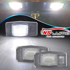 2x LED License Plate Lights For Mazda Protege MPV Tribute Miata MX-5 Ford Escape