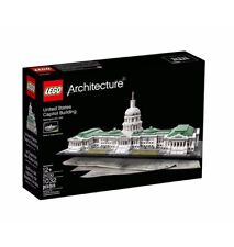 Lego 21030 Architecture - United States Capitol Building BRAND NEW IN BOX