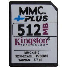 Kingston SAMSUNG 512MB MMC card Multi Media Card 13pin MMC +PLUS memory card