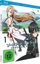 Sword Art Online - Staffel 1 - Vol.1 - Episoden 1-7 - Blu-Ray - NEU