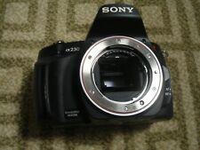Very Nice Sony α (alpha) A230 Digital SLR DSLR Camera Body