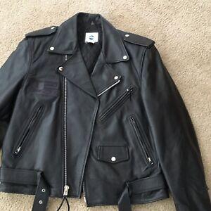 Vintage Terminator 2 Leather Jacket