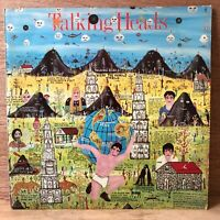 TALKING HEADS - LITTLE CREATURES - LP GREECE 1985 - EMI - 062-2403521