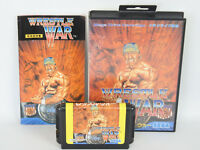 WRESTLE WAR Item ref/ccc Mega Drive Sega md