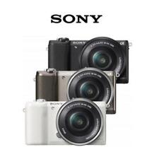 "Sony Alpha A5100L 16-50mm 24.3mp 3"" Mirrorless Digital Camera New Agsbeagle"