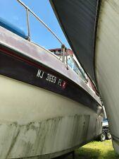1989 Celebrity 268 27' Cabin Cruiser - New Jersey