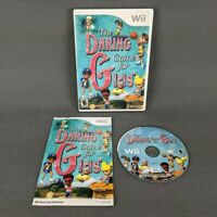 The Daring Game for Girls Nintendo Wii 2010 Complete Tested
