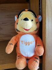 "Pooh Bear Dressed as Tigger 7"" Plush The Walt Disney Company Disney"