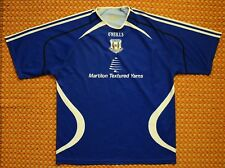 Centurion Blues, gaelic football Jersey by O'Neills, Mens XL, #21 Player Issue