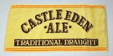 Vintage Castle Eden Ale Traditional Draught Pub Bar Towel