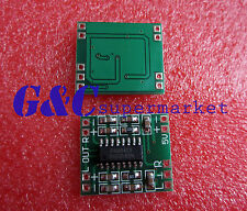 5PCS 2.5-5V 2X3W Mini Audio Class D amplifier board  PAM8403 board M4