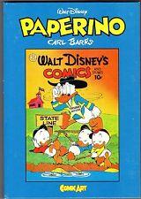 fumetto WALT DISNEY CARL BARKS PAPERINO COMIC ART NUMERO 4