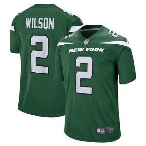 Youth New York Jets Zach Wilson Nike Green 2021 Draft 1St Round Pick Jersey