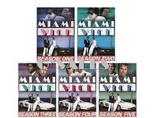 Miami Vice ~ Complete Series ~ Season 1-5 (1 2 3 4 & 5) ~ NEW 27-DISC DVD SET
