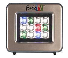 Fake TV Plus weiterentwickelt, Fernsehattrappe, programmierbar, Einbruchschutz