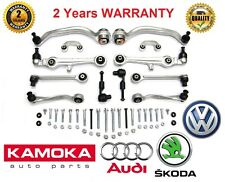 #16mm CONTROL ARMS SET Audi A6 C5 VW Passat B5 FaceLIFT FL A4 RS4 WISHBONES KIT#