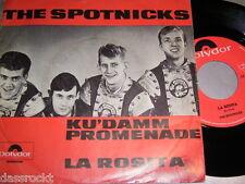 "7"" - Spotnicks / Ku'Damm Promenade & La Rosita - 1964 # 0843"
