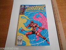 Daredevil 178 VF+ comic book 1980's Bronze Age Elektra Cage