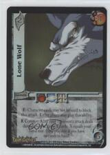 2008 #DS02-81 Lone Wolf Gaming Card 1i3