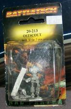 Rare Sci-fi Blister Ral Partha Battletech 20-213 OST Scout Robot Surveyor Bot
