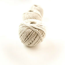 Pack of 3 - 80m Household Home Office Ball Of Cotton String Twine Rope