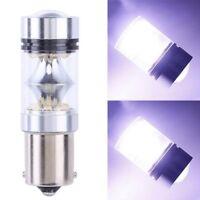 100W CREE XBD 1156 S25 P21W BA15S LED Backup Light Car Reverse Bulb Lamp 2pcs