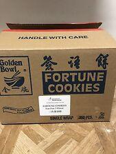 2 Fun Fun 3 Flavor FRESH Case Fortune Cookies(350 Pcs)...