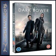 THE DARK TOWER - Idris Elba & Matthew McConaughey *BRAND NEW DVD*