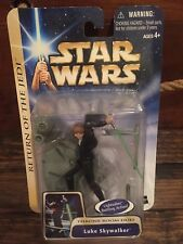 LUKE SKYWALKER Throne Room Duel Return Jedi  STAR WARS SAGA Action Figure