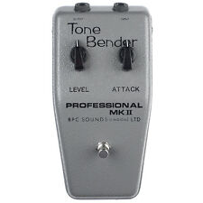 British Pedal Company Tone Bender Pro MKII OC81D Fuzz Pedal