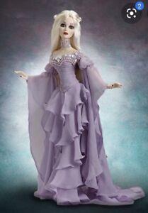 """~GOTHIC MIST EVANGELINE~Evangeline Ghastly 18.5"""" Vinyl & HP Doll~2014 LE 350"""