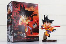 Dragon Ball Z Figures Toys 16cm Sun Goku Childhood Edition PVC Action Figures