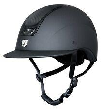 Royal Helmet 9503W - Wide Brim - Carbon Top / Gloss Black Trim (S/M/L/XS)