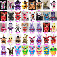 "Five Nights at Freddy's FNAF Horror Game Plush Doll*Kids Plushie Toy Gift 7""10"""