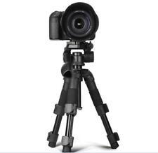 Portable Travel Desktop Stand Q166S Professional SLR Mini Tripod For DSLR Camera