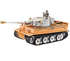 1:16 Taigen Tiger I RC Tank Assembly Kit Airsoft Infrared Static Metal Edition