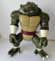 Teenage Mutant Ninja Turtles Leatherhead Action figure 2004 Playmates toys