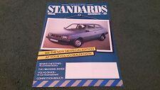 1984 VOLVO STANDARDS MAGAZINE ISSUE 5 UK BROCHURE 340 360 240 760 260 ESTATE