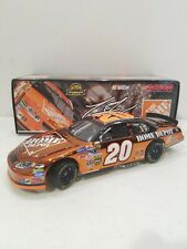 RARE Tony Stewart #20 NASCAR Diecast COLOR CHROME 2005 Home Depot Nextel Champ